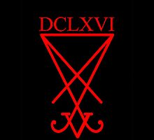 Sigil of Lucifer by MickRoyale666