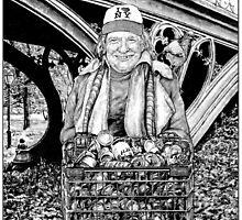 SOAPBOX GALLERY: Donald Trump (Karmic Edition) by MH Heintz