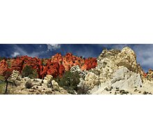 Red Rock Canyon Photographic Print