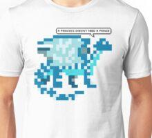 Tsunami Pixel Catchphrase Unisex T-Shirt