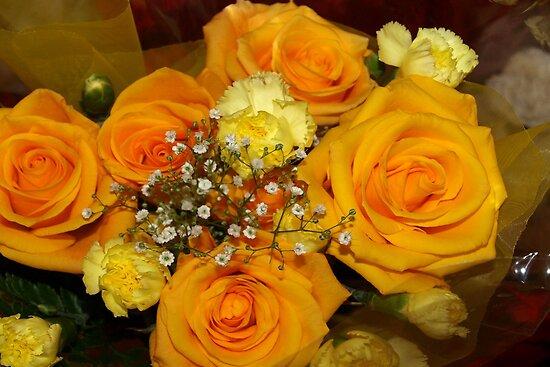 Cheerfully romantic by ♥⊱ B. Randi Bailey