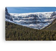 Columbia Icefield Canvas Print