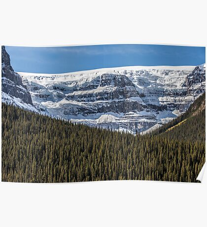 Columbia Icefield Poster