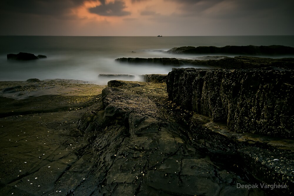 Stepping Stones of the Gods by Deepak Varghese