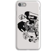 Seven Evil Exes iPhone Case/Skin