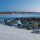 A Morning at Maroubra by Mark  Lucey