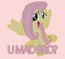 Fluttershy - U MAD BRO? by Strangetalk