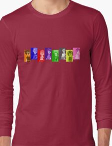 Digidestined (Digimon Adventure) Long Sleeve T-Shirt