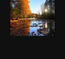 Salmon Sanctuary - Adams River BC, Canada  Unisex T-Shirt