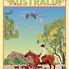 Art Deco Western Australia  by contourcreative