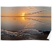 Sunrise at Stokes Inlet Poster