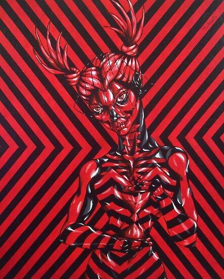 Widow by Jeremy McAnally