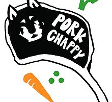 Pork Chappy© for Chappy the Shiba Dog© by mikilorenak