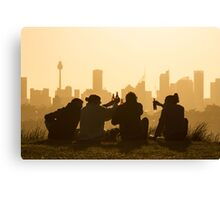 Cheers at Dover Heights Canvas Print