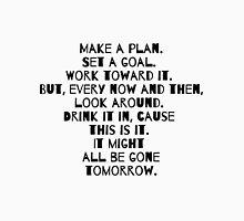 Make a Plan T-Shirt