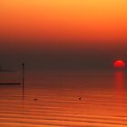 Minnis Bay Sunset by timpr