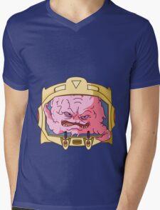 krang Mens V-Neck T-Shirt