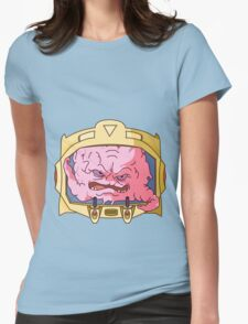 krang Womens Fitted T-Shirt