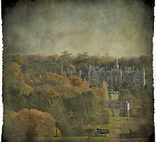 University of Evansville, Harlaxton, England by Martin Crush