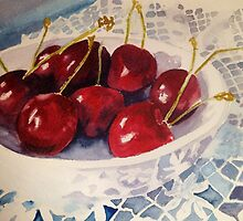 Life is a bowl of cherries by sharonwhitley