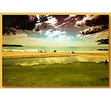 Blackhead. Mid North Coast N.S.W Photographic Print