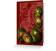 Easter Card V. Greeting Card