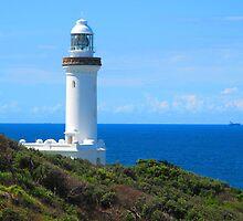 Norah Head Lighthouse by Michael John