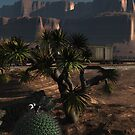 Desert Train. by alaskaman53