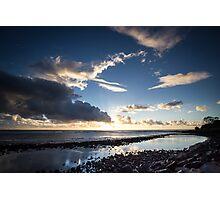 Lennox Rockpool Photographic Print