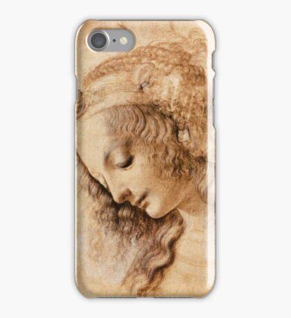 Leonardo Da Vinci iPhone Case/Skin