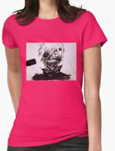 Tokyo Ghoul 12 Womens Fitted T-Shirt
