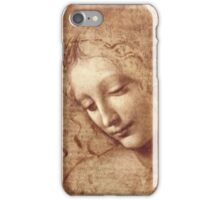 Leonardo iPhone Case/Skin