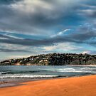 Early Morning Palm Beach by Andrew  MCKENZIE