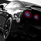 Nissan GTR by mcrow5