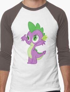 Happy Spike Men's Baseball ¾ T-Shirt