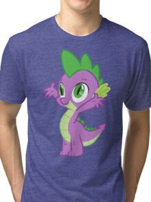 Happy Spike Tri-blend T-Shirt