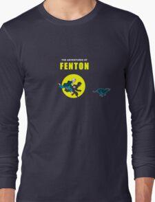 The Adventures of Fenton Long Sleeve T-Shirt