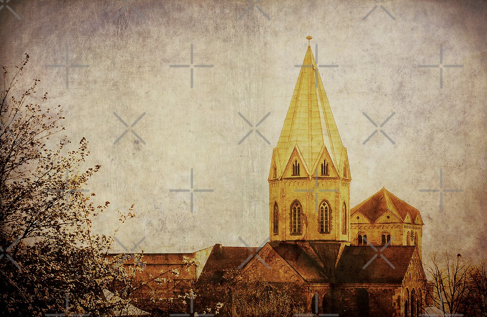 Werden Abbey by Denise Abé