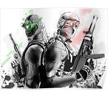 Splinter Cell fan art Poster