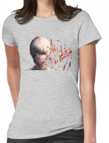 Tokyo Ghoul 15 Womens Fitted T-Shirt