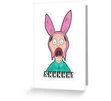 Ahhhh! Greeting Card