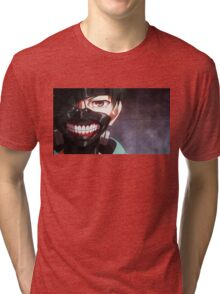 Tokyo Ghoul 16 Tri-blend T-Shirt