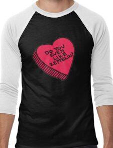 do you even like zeppelin? Men's Baseball ¾ T-Shirt