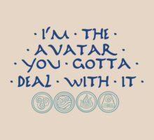 Avatar attitude by VonPatrickBros