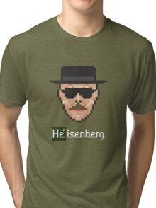 8-Bit Heisenberg Tri-blend T-Shirt