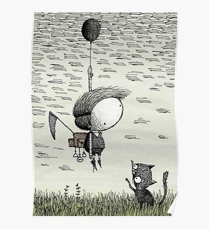 Balloon (Colour) Poster