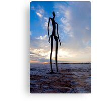 Sunrise Lake Ballard Metal Print