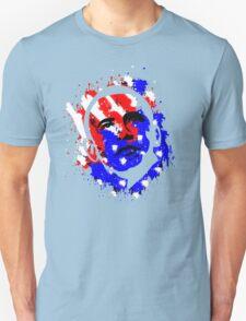 Obama Election 2012 Paints Drop T-Shirt