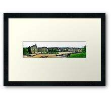 Sovereign Palace Framed Print
