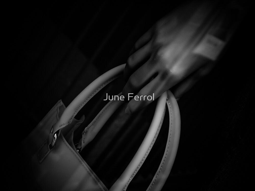 YOU EVER FELT LIKE A DUMMY?   XVII by June Ferrol